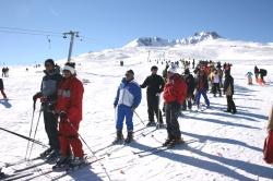 Kayseri Erciyes Kayak Merkezi Canlı Mobese İzle