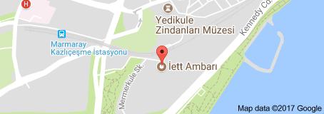 İstanbul Fatih İett Ambarı Nerede Nasıl Gidilir Yol Tarifi