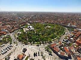 Konya Alaaddin Tepesi Sanal Tur
