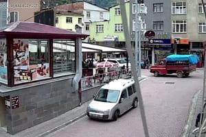 Trabzon Çaykara Meydan Canlı Mobese Kamera izle