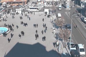 Çorum Alaca Cumhuriyet Meydanı Canlı Mobese izle
