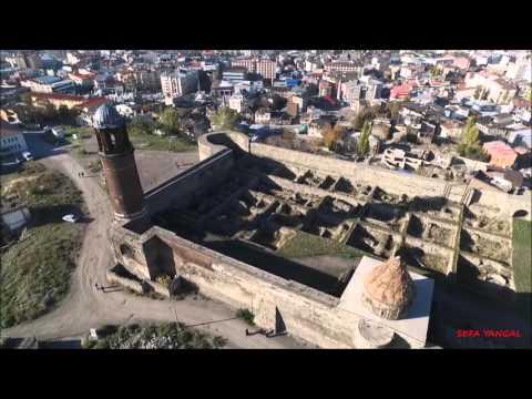 Havadan Erzurum Kamera Görüntüsü İzle