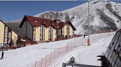Erzurum Palandöken Kayak Merkezi Canlı Mobese İzle
