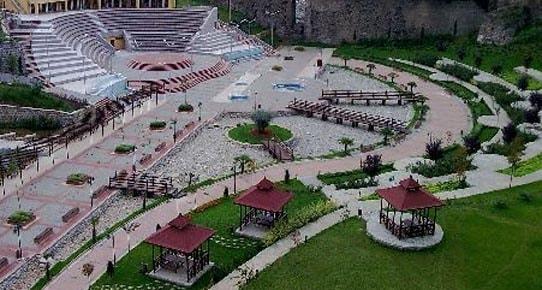 Trabzon Zağnos Vadisi Canlı Mobese İzle