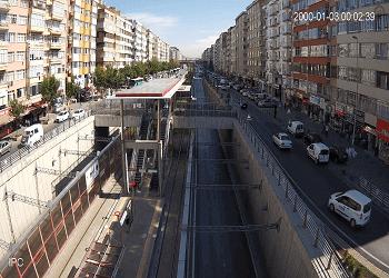 Kayseri Sivas Caddesi Canlı Mobese İzle