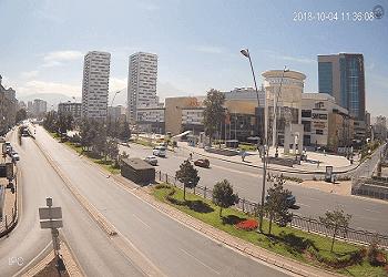 Kayseri Forum Canlı Mobese İzle