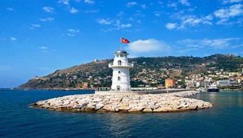 Alanya Deniz Feneri Sanal Tur İzle