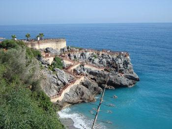 Alanya Kıyıları Sanal Tur İzle