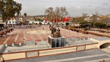Manavgat Atatürk Anıtı Sanal Tur İzle