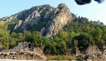 Kemer Olimpos Beydağları Sahil Milli Parkı Sanal Tur İzle