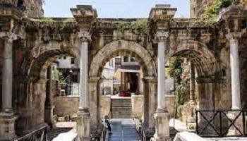 Kemer Hadrian Kapısı Sanal Tur İzle