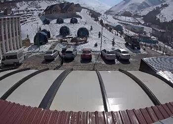Erzurum Palandöken Kış Bahçesi Canlı Mobese İzle