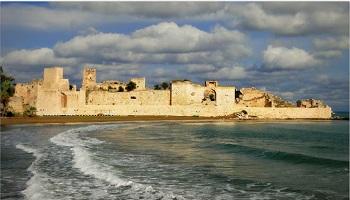 Erdemli Antik Kız kalesi Sanal Tur İzle