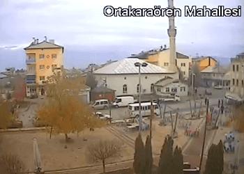 Seydişehir Ortakaraören Mahallesi Canlı Mobese İzle