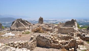 Kumluca Rhodiapolis Antik Kenti Sanal Tur İzle