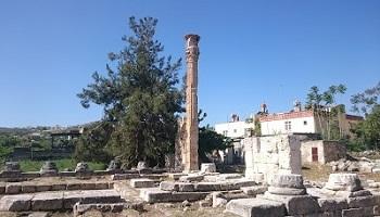 Silifke Roma Tapınağı Müzesi Sanal Tur İzle