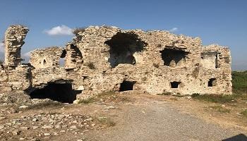 Manavgat Side Antik Hastanesi Sanal Tur İzle