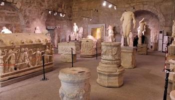 Manavgat Side Müzesi Sanal Tur İzle