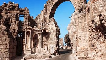 Manavgat Side Antik Kenti Sanal Tur İzle
