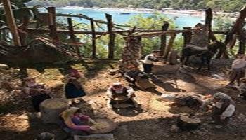 Kemer Folklorik Yörük Parkı Açık Hava Müzesi Sanal Tur İzle