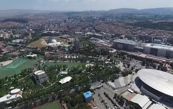 Ankara Havadan Kamera Görüntüleri İzle