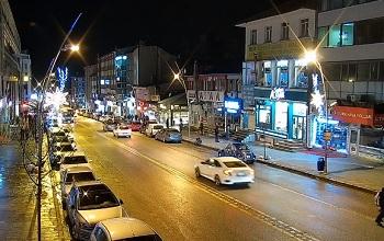 Erzurum Canlı Mobese İzle