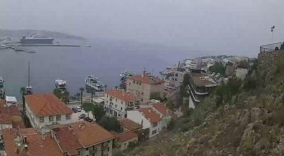 İzmir Çeşme Sakız Adası Canlı Mobese İzle