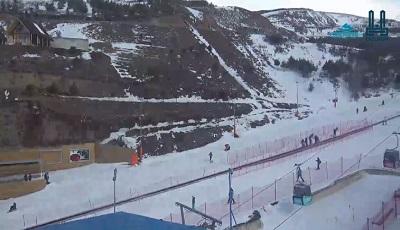 Erzurum Palandöken Kayak Merkezi A Lifti Canlı Mobese İzle
