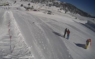 Denizli Kayak Merkezi 2 Canlı Mobese İzle