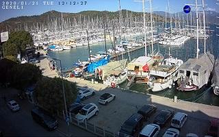 Fethiye Ece Yachting Marina Canlı Mobese İzle