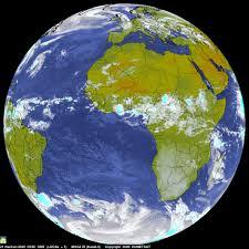 Dünya Kızılötesi Hava Durumu