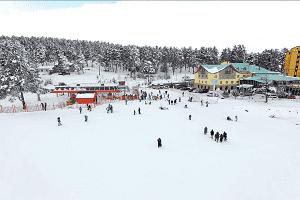 Sarıkamış Kayak Merkezi Canlı Mobese İzle Kars