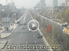 Ankara Bilkent Köprüsü canli izle
