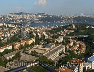 İstanbul Boğaziçi Köprüsü Canlı İzle