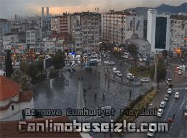 Bornova Cumhuriyet Meydani canli izle