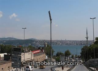 Dolmabahçe Taksim İnişi canli izle
