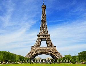 Paris Eyfel Kulesi canli izle