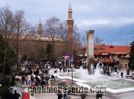 Bursa Orhan Gazi Parkı canli izle