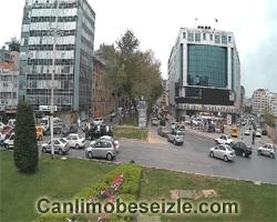 İzmir Gazi Bulvarı canli mobese izle