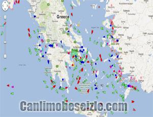 Canlı Gemi Takip Sistemi İzle