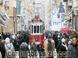 İstanbul İstiklal Caddesi 2 canli izle