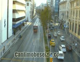 İzmir Cumhuriyet Bulvarı Canli izle