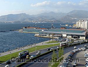İzmir Konak Pier canli izle