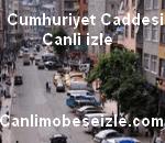 Rize Cumhuriyet Caddesi Mobese Canli izle